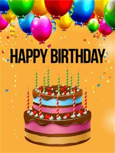 How Do You Send Birthday Cards On Send Free Let S Celebrate With Delicious Cake Happy