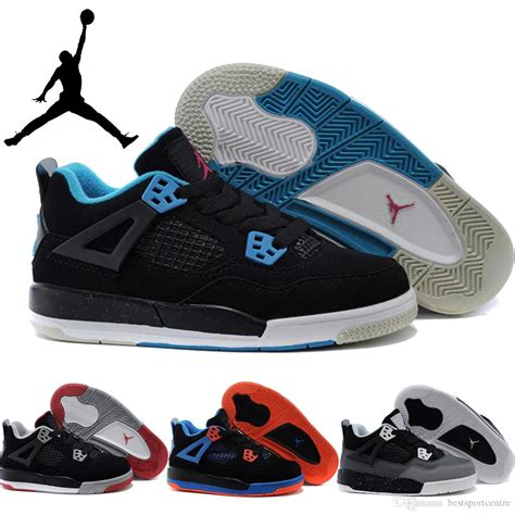 nike sneakers for boys nike air retro 4 children shoes boys