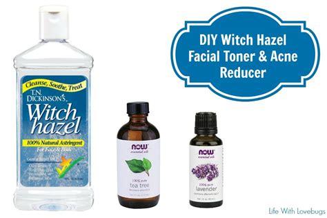 Toner Acne Vnatural Alkohol Whitening Vnatural diy witch hazel toner acne reducer with lovebugs