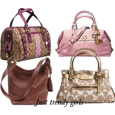Coach And Their Coach Handbags by Coach Fashion Handbags Just Trendy