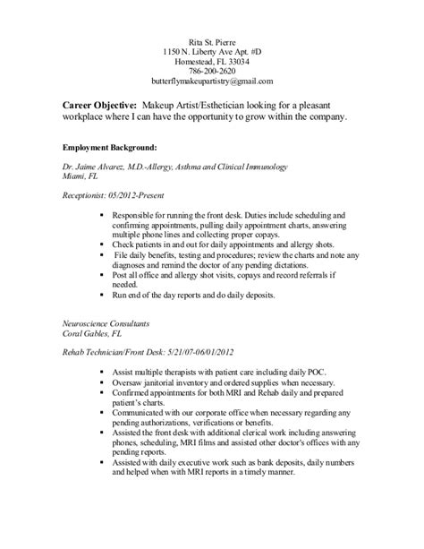 Resume Past Or Present Tense resume tense resume ideas
