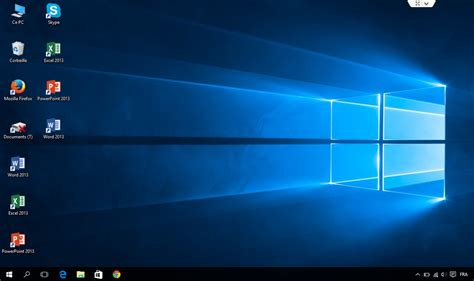 windows 8 d駑arrer sur le bureau d 233 couverte de l ordinateur avec windows 10 partie 1 je