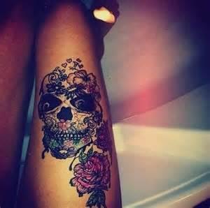 51 ultimate sugar skull tattoos amazing tattoo ideas