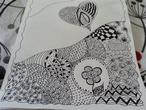 draw your home s treasures zentangle draw your out