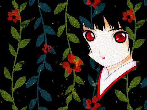 from hell girl jigoku shoujo newhairstylesformen2014 com jigoku shoujo wallpapers