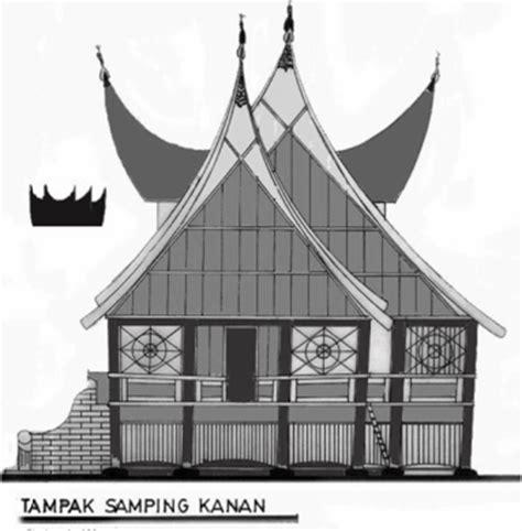 nasbahry intangible ragam bentuk rumah adat minangkabau