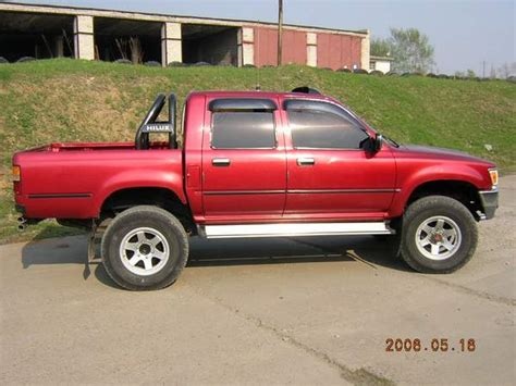 1992 Toyota Hilux For Sale 1992 Toyota Hilux Up Pictures For Sale
