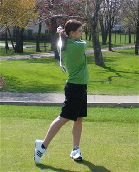 balanced golf swing balanced golf swing