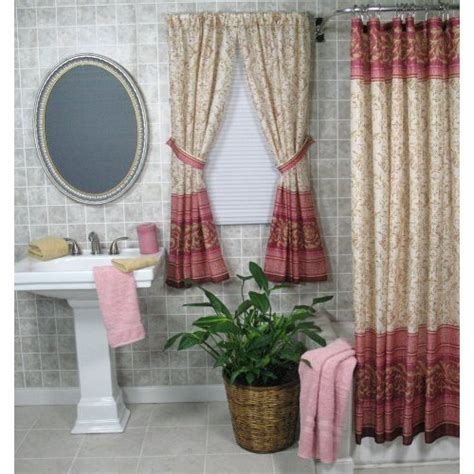 Bathroom Curtains For Windows Modern Furniture Bathroom Window Curtains Designs 2011