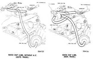 need vacuum hose routing diagram for 1970 buick riviera 4bbl 455cid