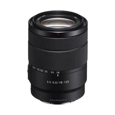 Jual Lensa Sony E jual sony e 18 135mm f 3 5 5 6 oss lensa kamera