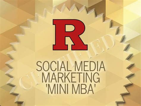 In Media For Mba Marketing by 10 Certyfikat 243 W Social Media Dla Profesjonalist 243 W W