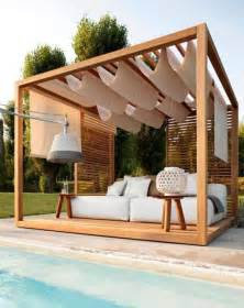 Modern Outdoor Pergolas by Modern Pergola Without Platform Backyard Urban Escape