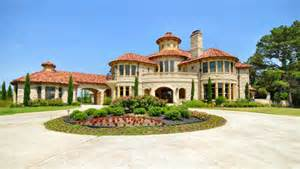 Garage Apartment Floor Plans Tuscan Inspired Mansion In Colleyville Tx Homes Of The Rich