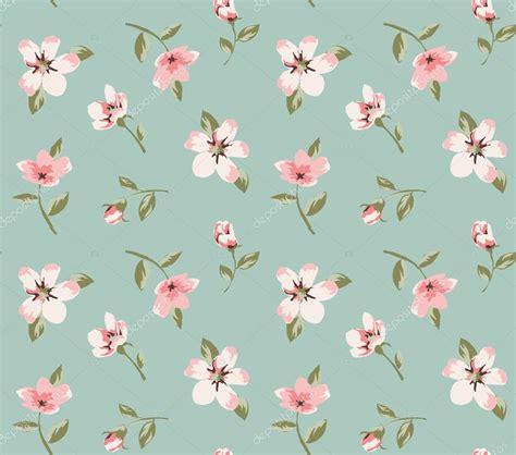 flower pattern vintage pink seamless pink vintage flower pattern background vector