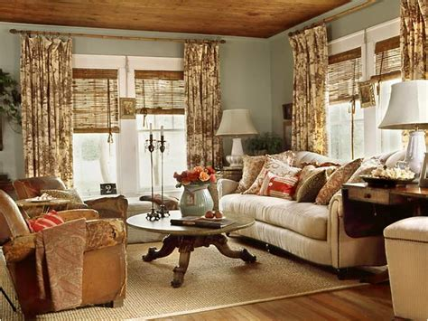 Cottage Sitting Room - cottage living room ideas homeideasblog com