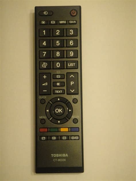 Tv Toshiba Ct 90336 new genuine toshiba tv remote ct 90336 ct90336 29p1300dg