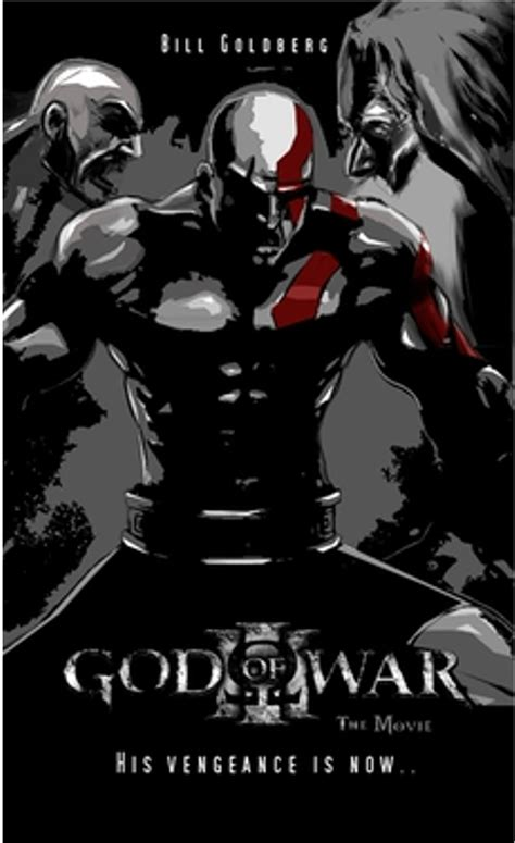 god of war wstapienie film god of war iii the movie by littlechris123 on deviantart