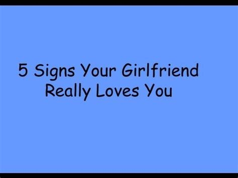 how to make love to your wife in bed 5 signs your girlfriend really loves you youtube