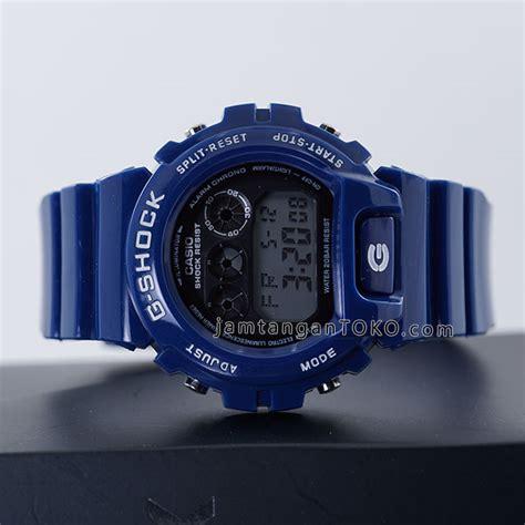 G Shock Casio Dw6900 Biru Navy Dongker Jam Tangan Digital Pria harga sarap jam tangan g shock dw 6900sb 2 biru dongker kw