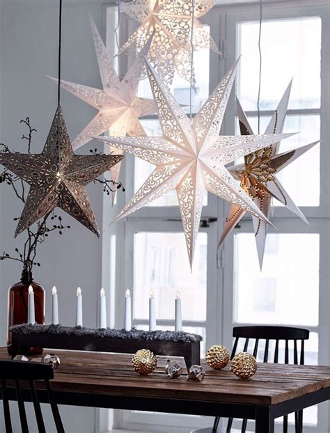 star decor for home top 40 christmas star decorations ideas christmas