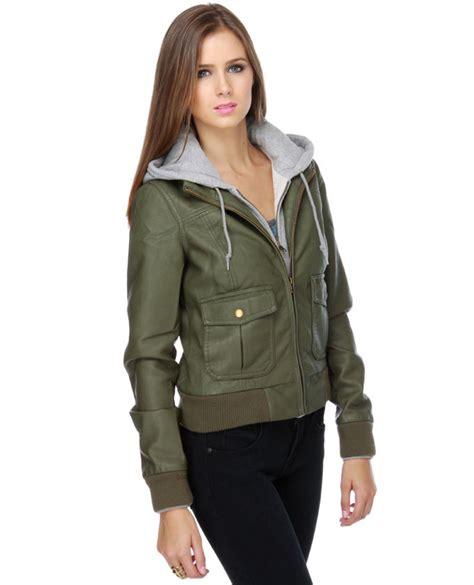 olive jackets jackets