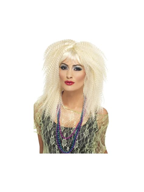 80s Wig by Blond 80 S Wig Wig Ponytail