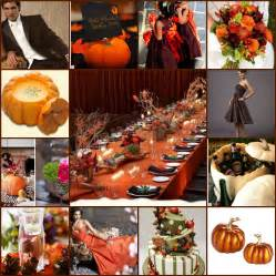 Candle Centerpiece Fall Wedding Themes Cherry Marry