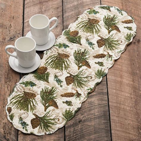36 inch table runner walk in the woods table runner 36 inch