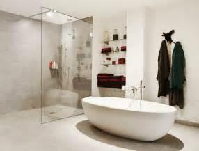 Badezimmer Mit Dusche Und Badewanne Duschboard Individuell Ebenerdig Befliesbar Saxoboard Net