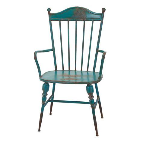 metal armchair metal windsor arm chair