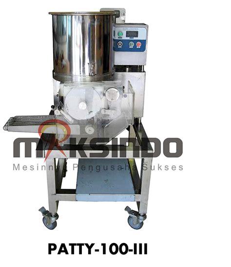 Mesin Maksindo spesifikasi dan harga mesin automatic nugget burger toko mesin maksindo toko mesin maksindo