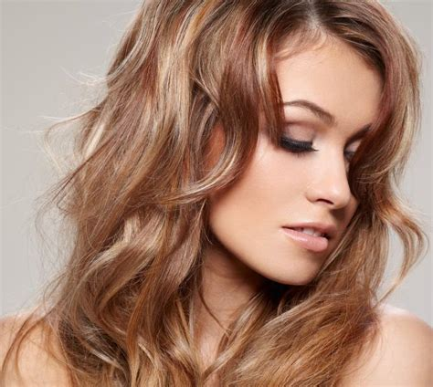 blonde highlight trends 2013 brown hair with red and blonde highlights pictures