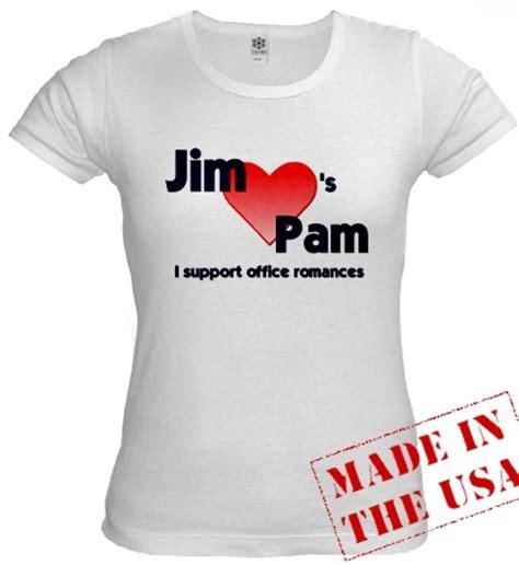 Tshirt Yo Yo Thumd Point Store the office jim pam t shirt