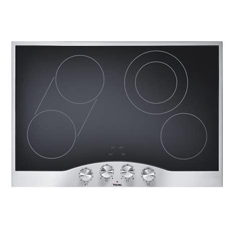 Viking Electric Cooktop 30 quot electric radiant cooktop decu viking range llc