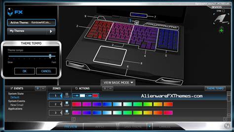 alienware keyboard themes download alienware fx themes collection of alienware fx themes