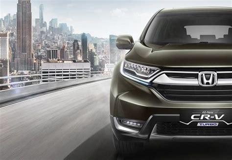 Kas Rem Mobil Honda Crv harga honda crv turbo terbaru 2018 dan spesifikasi