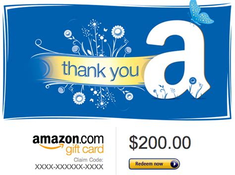 200 Amazon Gift Card - giveaway closed a heartfelt thank you from me to you enter to win a 200 amazon