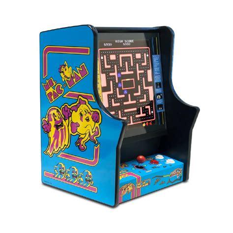 bar top video game ms pac man galaga bar top game game room guys
