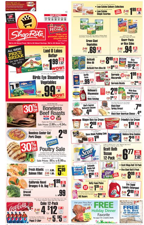 shoprite coupons  deals   week  living rich  coupons