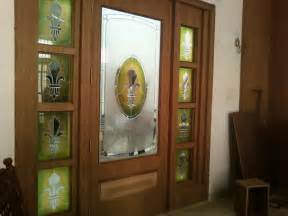 Room Door Design by Glass Door Designs For Pooja Room Images