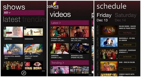 mobile tv app are tv channel mobile apps the future of television