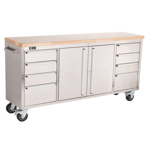 work bench with storage husky mobile workbenches tool chests tool storage