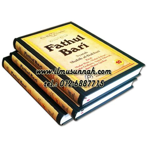 Paket Buku 14 by Fathul Bari Syarah Shahih Al Bukhari Edisi Paket 2