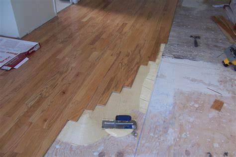 zonasflooring bruce glue down wood floor installation