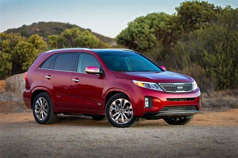 Kia Sorrento 2014 2014 Kia Sorento Reviews And Rating Motor Trend