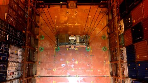 schip covers removing hatch covers from container ships youtube