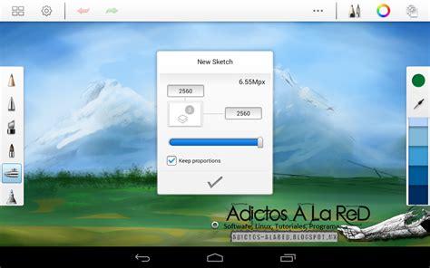 sketchbook apk completo sketchbook pro v 2 9 4 dibujos digitales profesionales