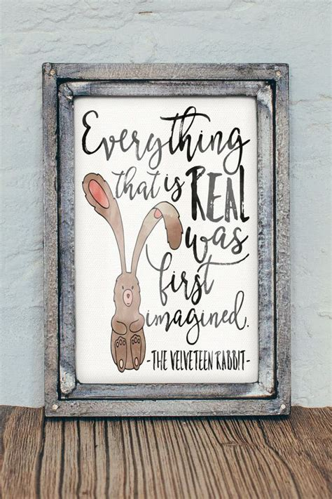 25 Best Ideas About Framed 25 Best Ideas About The Velveteen Rabbit On
