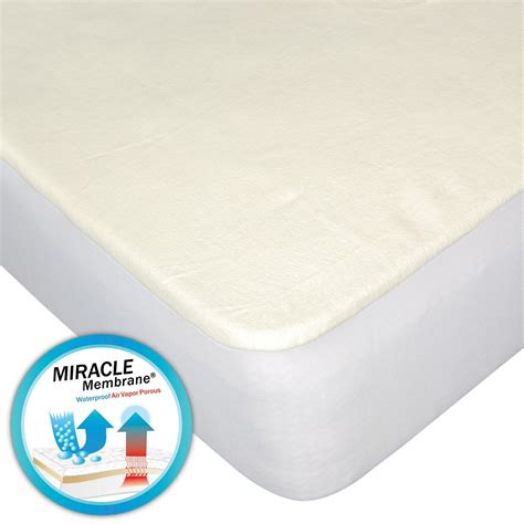 Mattress Protector King Size by King Size 180 X 200cm Protect A Bed Plush